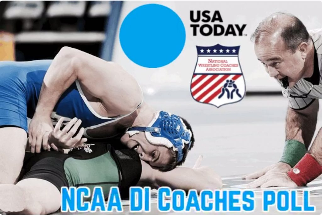 nwca-coaches-poll